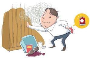 男性痔疮的症状表现有哪些图片